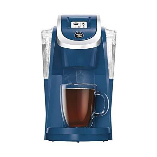 Keurig K250 Coffee Maker, Single Serve K-Cup Pod Coffee Brewer, With Strength Control, Denim Blue