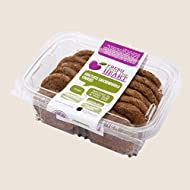 Fresh From the Heart Healthy Cookies, 100% Vegan and Gluten-Free, Non-GMO, Only Wholesome and Plant-Based Ingredients, Guiltless Snickerdoodle Cookies (Box of 15)