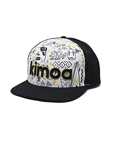 KIMOA to Sky Gorra de béisbol, Unisex Adulto, Negro, One...