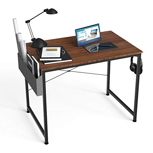 HOMIDEC Writing Computer Desk, Office Work Desk for student and worker,...