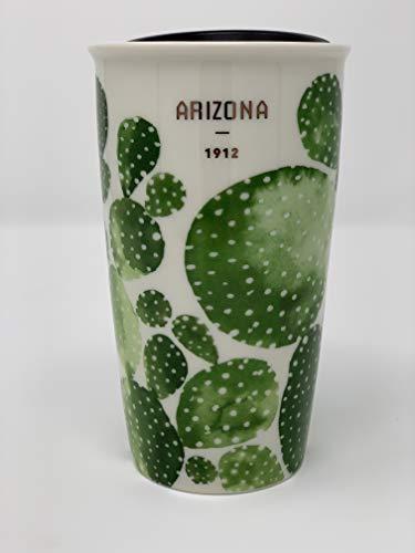 Arizona 1912 Traveler 12 oz. Local Collection Double Wall Ceramic 2017