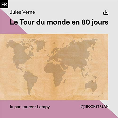 Page de couverture de Le Tour du monde en 80 Jours