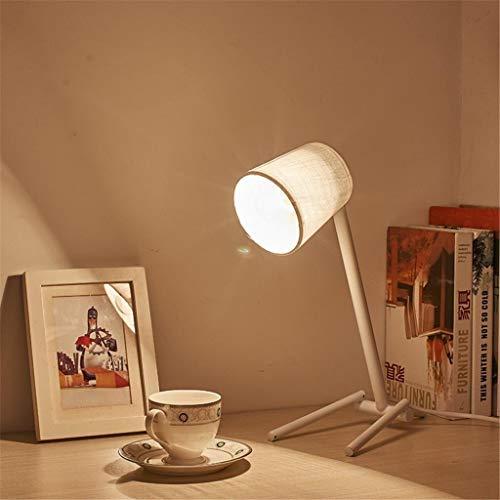 Lámpara de techo Lámpara de lectura decorativa Lámpara Lámpara Dormitorio Condado de la cama Aldado de la cama Libro de la habitación Libro Nordic robot Lámpara LED creativa, atenuación blanca
