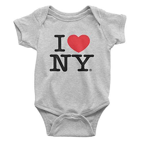 I Heart Love NY New York Blanc Baseball Licence Officielle