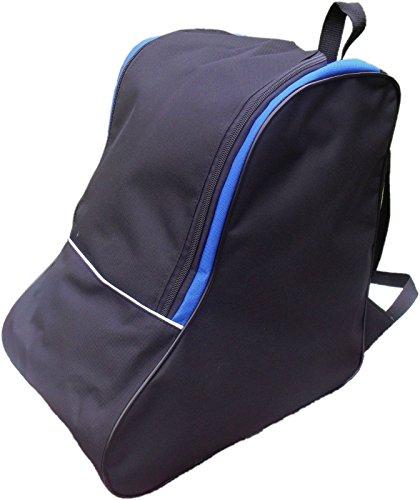 Witan SKISCHUHTASCHE Snowboard Schuhe Tasche Bootsbag (Blau)