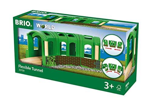 BRIO Bahn 33709 - Flexibler Tunnel