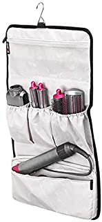 Storage Bag Compatible for Dyson Airwrap Styler Accessories Multiple Pouches with Hook Hanger Portable for Home and Travel...