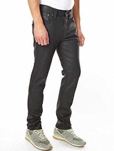 Jeans Thin Finn Back 2 Black NUDIE W31 L32 Herren