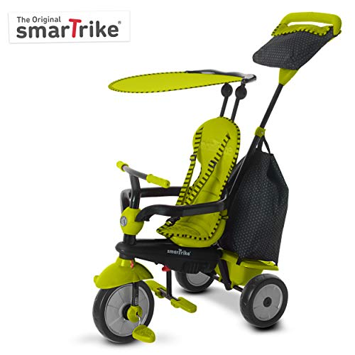 smarTrike Glow 4 in 1 Baby Triciclo – Verde
