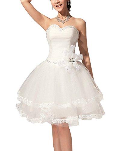 Lactraum Brautjungfernkleid Ballkleid Abendkleid Abschlussball Kleider Hochzeitskleider Abiballkleid...