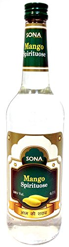 Originaler Mango Schnaps - 700ml / 38%vol.