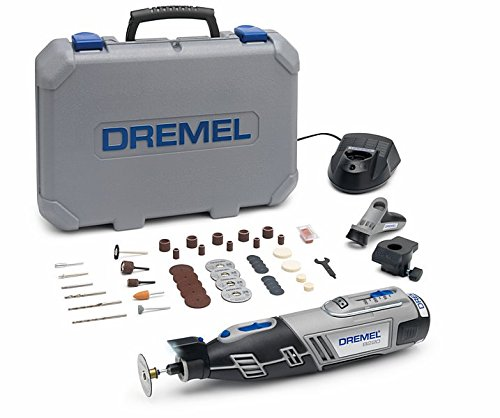 Dremel 8220 Multiherramienta Inalámbrica a Batería Li-ion (12V 1,3Ah) - Kit con 2...