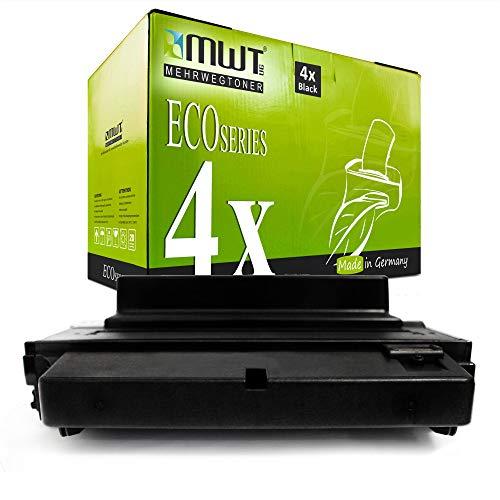 4X MWT Toner für Samsung ML 3470 3471 3475 D ND N ersetzt ML-D3470B Schwarz Black