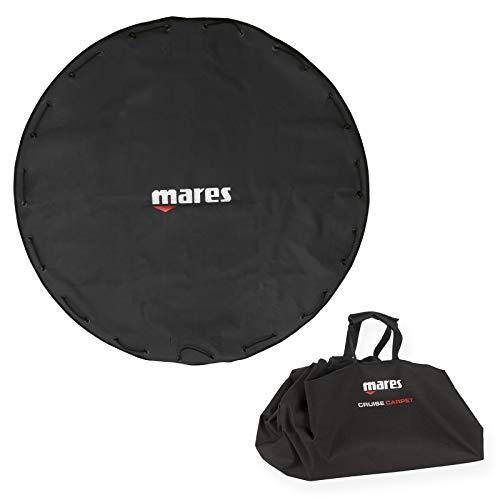 Mares Cruise Carpet Unterwasser Shorts, Schwarz, Einheitsgröße