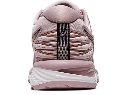 ASICS Women's Gel-Cumulus 21 Running Shoes, 9M, Watershed Rose/Rose Gold 5