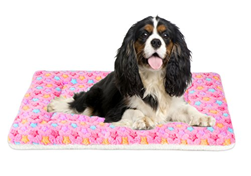 Washable Dog Pads Pink