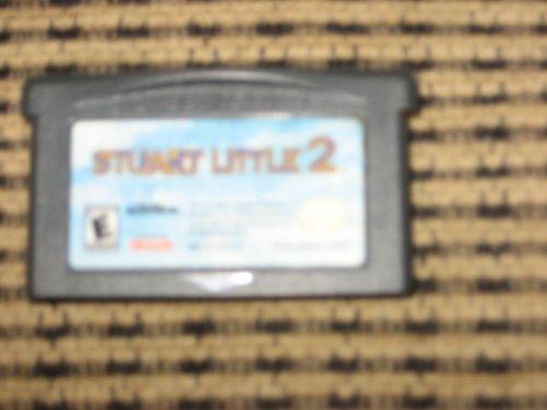 Stuart Little 2 - Game Boy Advance - US