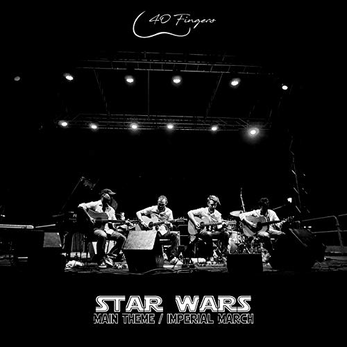 Star Wars Main Theme / Imperial March