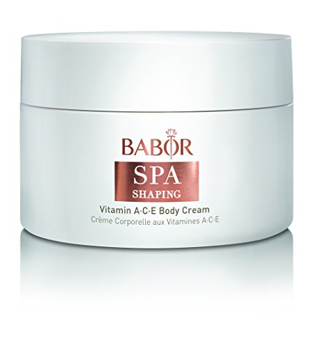 BABOR SPA Shaping Vitamin A.C.E Körpercreme, 1er Pack (1 x 200 ml)