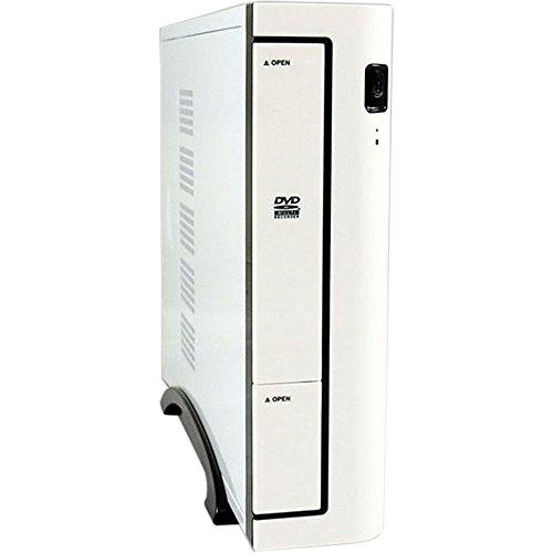 LC-Power LC-1370WII ITX PC-Gehäuse (90 Watt, 1x 5,25, 1x 3,5)