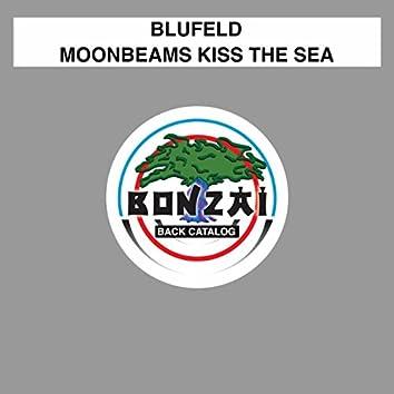 Moonbeams Kiss The Sea