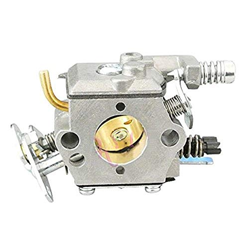 LIBEI Carburador de Calidad Industrial Compatible con Husqvarna 136, 141, 137, 142 36 41, Motosierra Compatible con Walbro WT-834 WT-657 WT-529 WT-289 WT-285 WT-23