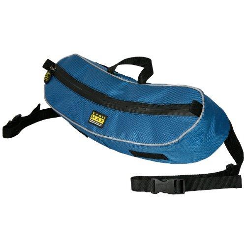 Trailmax 500 Cantle Pocket, Satteltasche Western Packtasche, Bananenpacktasche Blue