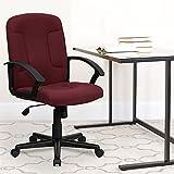 Flash Furniture Mid-Back...image