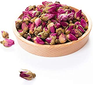 Organic Flower Tea 200g Dried Rose Bud Fragrant Tasty Natural Flower Bud Pink and Red Rose