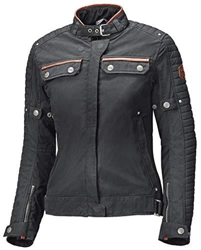 Held Bailey Damen Motorrad Textiljacke Schwarz M
