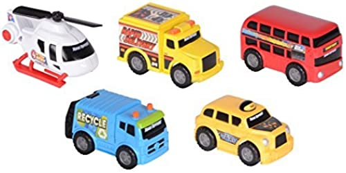 Toy State Mini City Transport Vehicle by Toystate