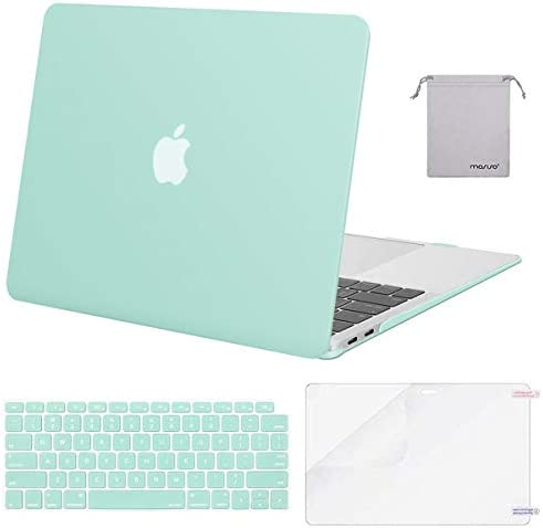 MOSISO MacBook Air 13 inch Case 2020 2019 2018 Release A2337 M1 A2179 A1932 Plastic Hard Shell product image