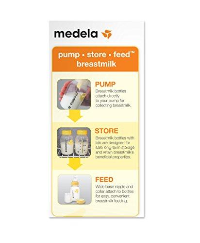 Medela Medelaメデラ 母乳ボトル 150ml 3本セット