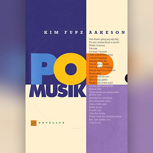 Popmusik audiobook cover art