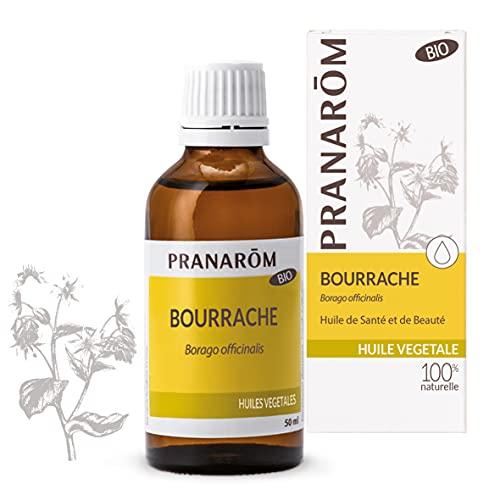 Pranarôm | Bourrache Bio - Huile Végétale | 50 ml