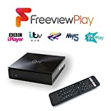 NetBox HD: Freeview Play smart TV box + HD Streaming + recording = all in one place.