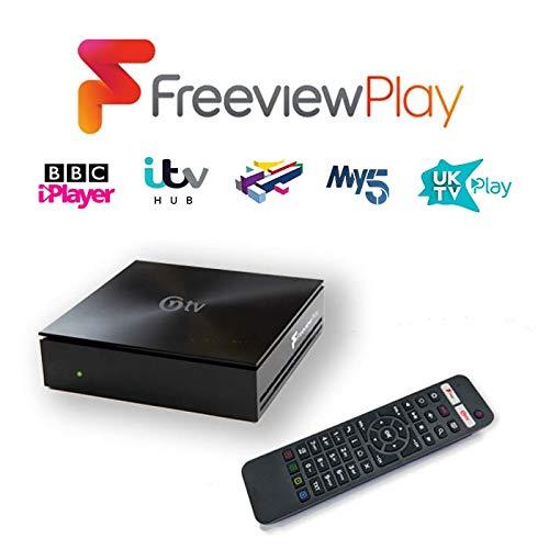 Netgem NetBox HD: Freeview Play smart TV box