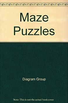 Mass Market Paperback Maze Puzzles Book