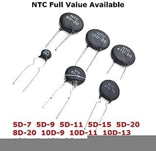 NTC Thermistor Resistors 8D-9 2A 8 Ohm Inrush Current Limiter 20 Pcs