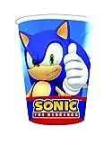 Sonic The Hedgehog Tazas Fiesta (paquete de 8)