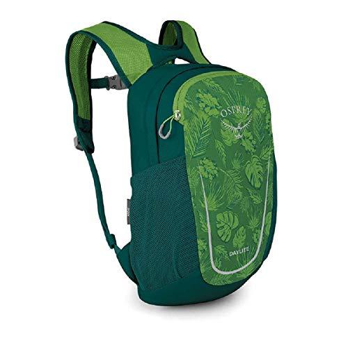 Osprey Daylite Kids - Sac à dos Lifestyle Mixte Enfant - Vert (Leafy Green), Taille Unique