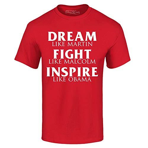 shop4ever Dream Like Martin Fight L…