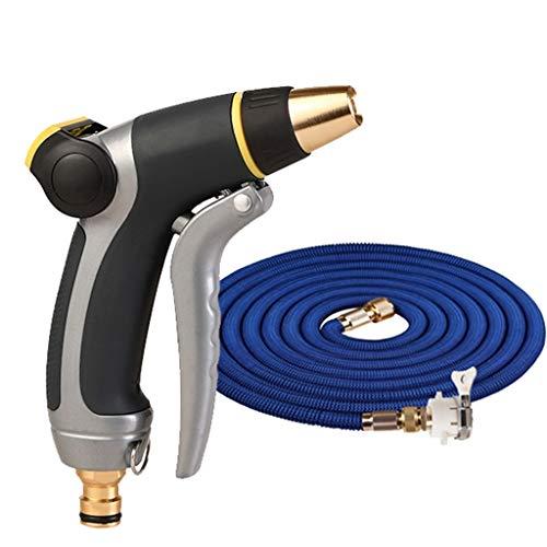 Douches & douche auto wassen waterpistool huis hogedruk telescopische slang Punch Artefakt water grijpen kop sproeier irrigatie & slangsystemen