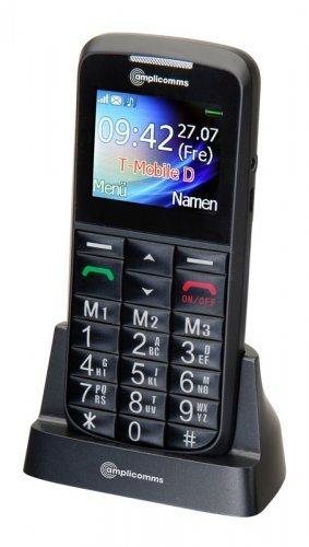 AMPLICOMMS PowerTel M6500 Notruftaste BT extra lau