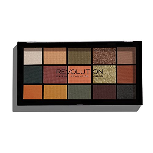 Makeup Revolution Reloaded Lidschatten Palette Iconic Division