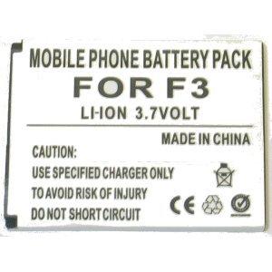 Power Akku Li-Ion für Motorola MOTOFONE F3