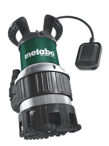 Metabo TPS 16000 S Combi Schmutzwasserpumpe - 4