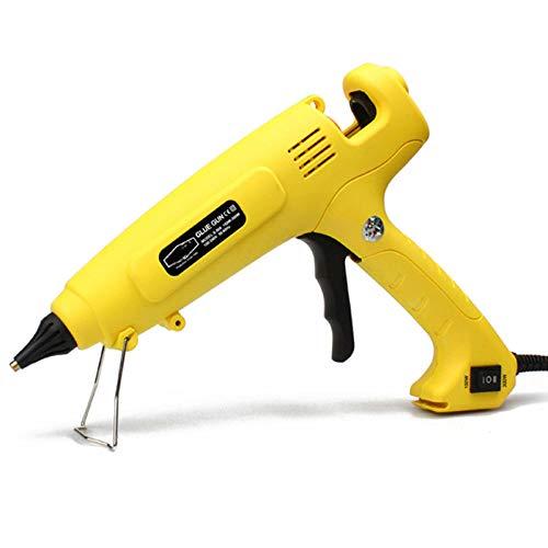 150 Watt 300 Watt Heißklebepistole Einstellbare Professionelle Kupferdüse Heizung Heizwachs 11mm Klebestift DIY Handwerkzeuge