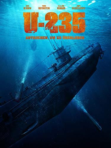 U- 235 - Abtauchen, um zu überleben