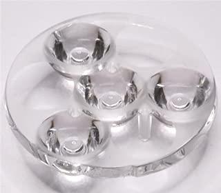 LED Lighting Lenses LUXEON REBEL ES 4-IN-1 4 UP (5 pieces)